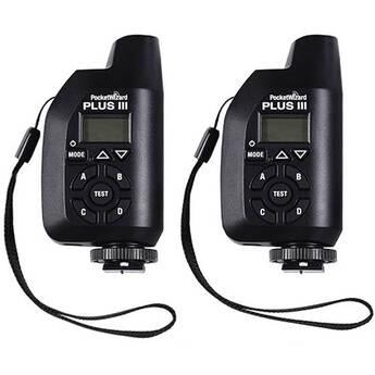 PocketWizard Plus IIIe 2-Transceiver Kit