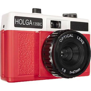 Holga 135BC 35mm Bent Corners Film Camera