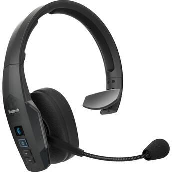 BlueParrott B450-XT Wireless Mono Headset (Microsoft Teams)