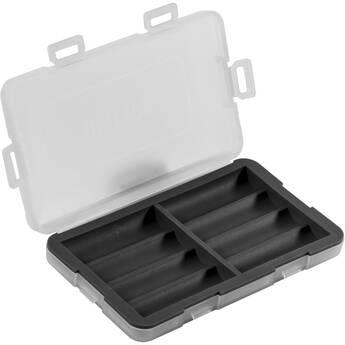 Watson 8 AA or AAA Battery Case (Black)