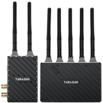Teradek Bolt 4K LT 750 3G-SDI/HDMI Wireless Transmitter and Receiver Kit