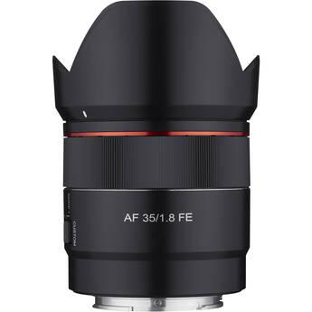 Samyang AF 35mm f/1.8 FE Lens for Sony E