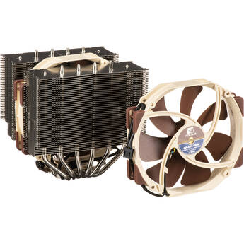 Noctua NH-D15 Dual-Tower CPU Cooler (Dual Fans)