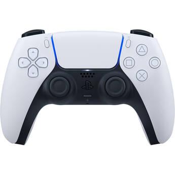 Sony DualSense Wireless Controller (White/Black)