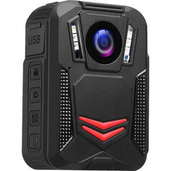 myGEKOgear AEGIS 300 1440p Wi-Fi Body Camera with Night Vision