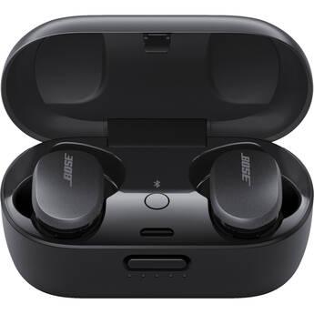 Bose QuietComfort Noise-Canceling True Wireless In-Ear Headphones (Triple Black)