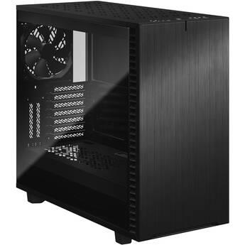 Fractal Design Define 7 XL Full-Tower Case (Black, Dark-Tint Tempered Glass)