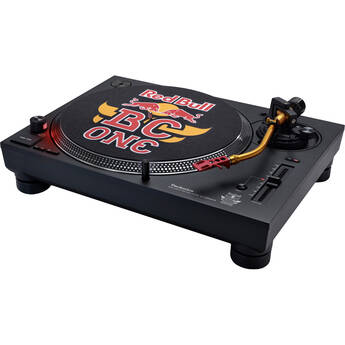 Technics SL-1200MK7R Red Bull BC One Direct Drive Turntable System (Limited Edition)