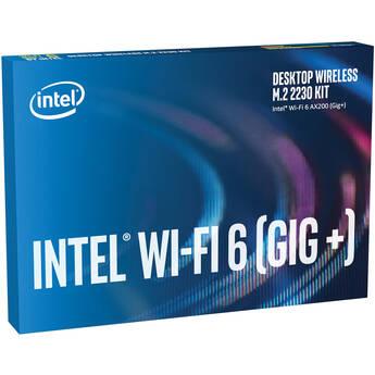 Intel AX200 Gig+ Wi-Fi 6 Desktop Kit