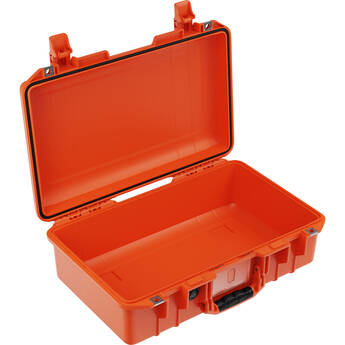 Pelican 1485AirNF Hard Carry Case with Liner, No Foam (Orange)