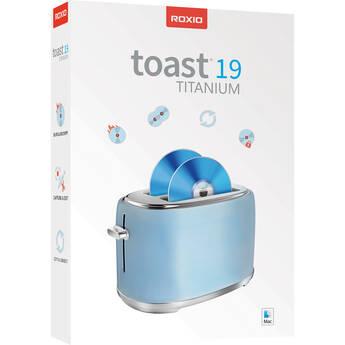 Roxio Toast 19 Titanium for Mac (Boxed)