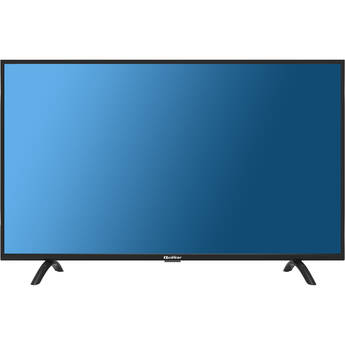 "Quasar Q43UST1M 43"" Class 4K UHD Smart LED TV"