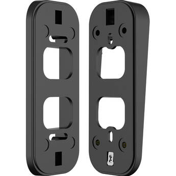 Dahua Technology Horizontal- and Vertical-Angled Brackets for DHI-DB11 Wi-Fi Video Doorbell
