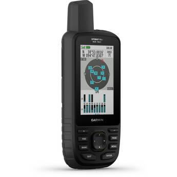 Garmin GPSMAP 66sr Multi-Satellite Handheld Navigator