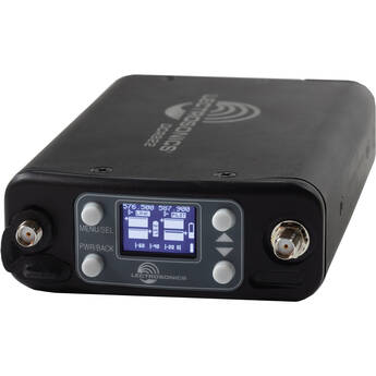 Lectrosonics DCR822 Compact Dual-Channel Digital Wireless Receiver (A1/B1: 470 to 614 MHz)