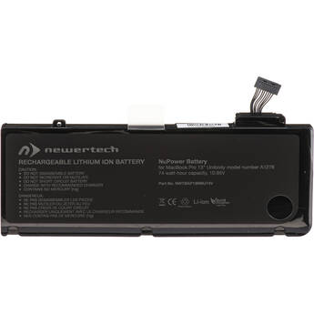 "NewerTech NuPower Battery for 2009-2012 13"" MacBook Pro (Excluding Retina Models)"