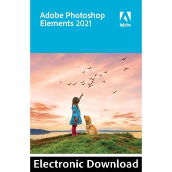 Adobe Photoshop Elements 2021 (Download, Windows)