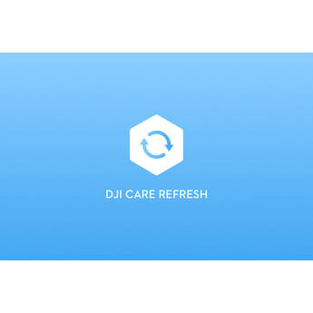 DJI Care Refresh 2-Year Plan for RS 2 Gimbal (Download)