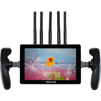 SmallHD INDIE 7 On-Camera Monitor with Bolt 4K Wireless Receiver (V-Mount)