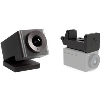 Huddly GO Work-from-Home Camera with Mounting Bracket Kit