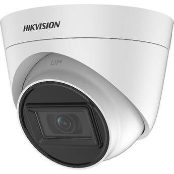 Hikvision Turbo HD Value Series DS-2CE78H0T-IT3F 5MP Outdoor Analog HD Turret Camera with 2.8mm Lens