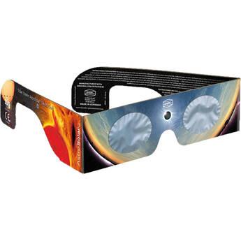 Alpine Astronomical Baader AstroSolar Silver/Gold Eclipse Glasses (25-Pack)