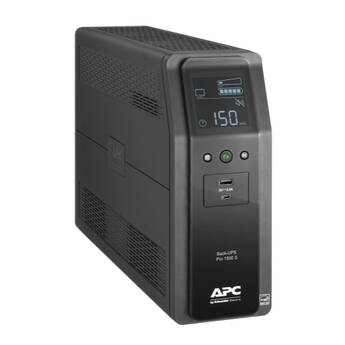 APC BR1500MS2 Back-UPS Pro Uninterruptible Power Supply