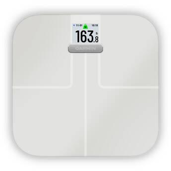 Garmin Index S2 Smart Bathroom Scale (White, North America)