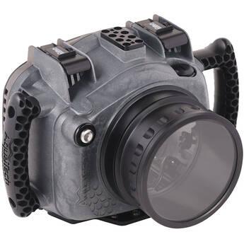 AquaTech Reflex Water Housing for Nikon D850 (Gray)