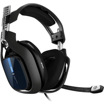 ASTRO Gaming A40 TR Gaming Headset (Black & Blue)