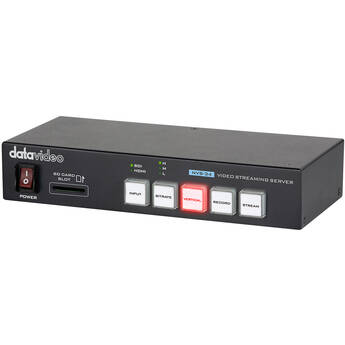 Datavideo NVS-34 H.264 Dual Streaming Encoder