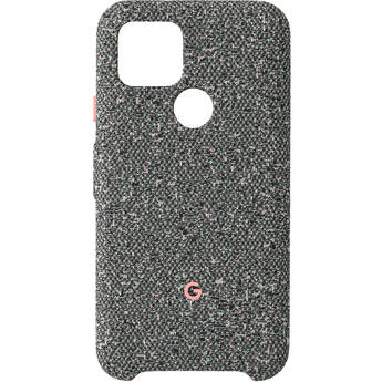 Google Fabric Case for Pixel 5 (Static Gray)