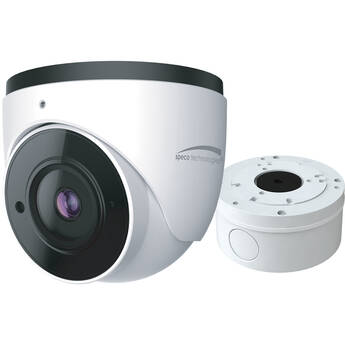 Speco Technologies O8VT1 8MP Outdoor Network Turret Camera with Night Vision