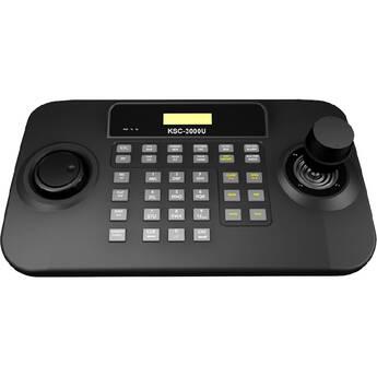 Pelco KSC-3000U Direct Mode PTZ Joystick Controller
