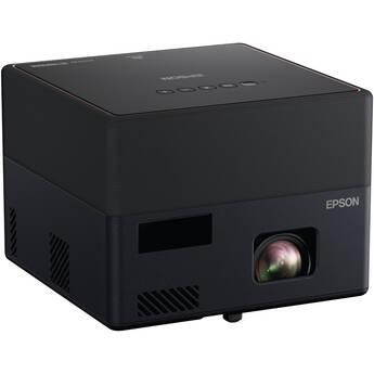 Epson EpiqVision Mini EF12 1000-Lumen Full HD Laser 3LCD Smart Projector with Wi-Fi