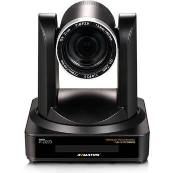 AVMATRIX PTZ1270 Full HD PTZ Camera (20x Optical Zoom)