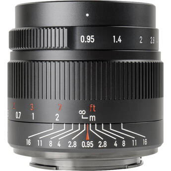 7artisans Photoelectric 35mm f/0.95 Lens for FUJIFILM X