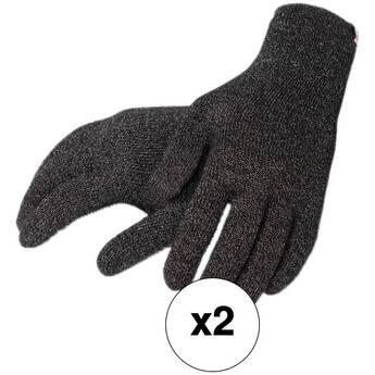 Agloves Polar Sport Touchscreen Gloves 2-Pack Kit (Medium/Large)