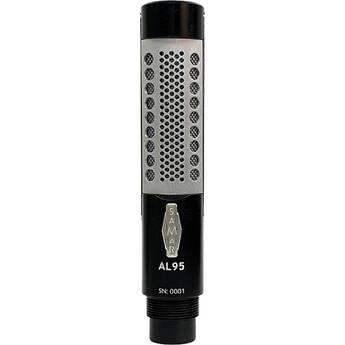 SAMAR AUDIO DESIGN AL95 Passive Figure-8 Ribbon Microphone