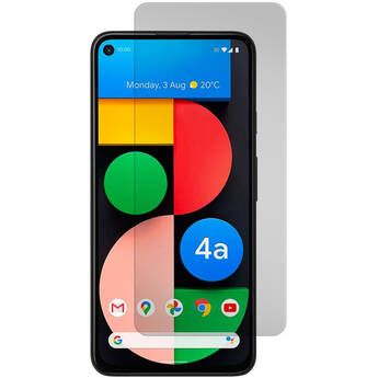 Gadget Guard Black Ice+ Glass Edition Screen Protector for Google Pixel 4a 5G (Clear)