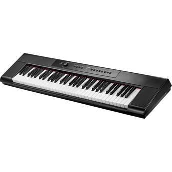 Artesia A-61 Digital Piano with Sustain Pedal (Black)
