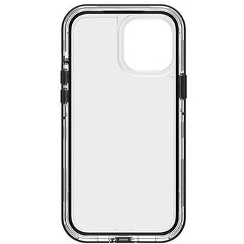 LifeProof Next Smartphone Case for iPhone 12 Pro Max (Black Crystal)