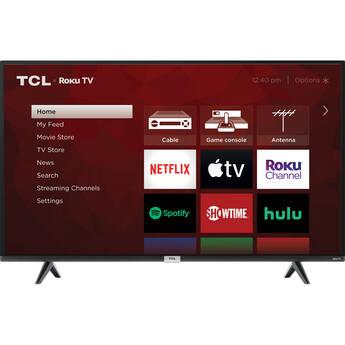 "TCL 4-Series S435 43"" Class HDR 4K UHD Smart LED TV"