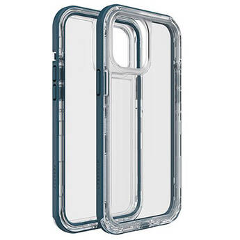 LifeProof Next Smartphone Case for iPhone 12 Pro Max (Clear Lake)