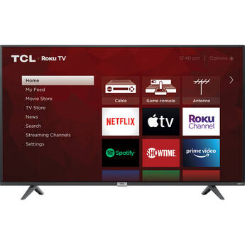 "TCL 4-Series S435 55"" Class HDR 4K UHD Smart LED TV"