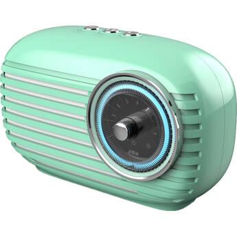 jam Retro Vintage Bluetooth Speaker (Jam Mint)