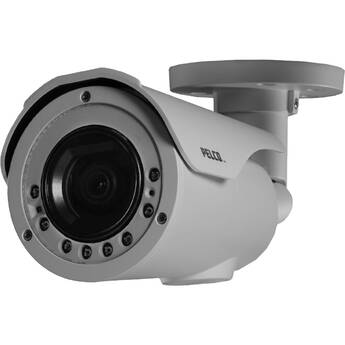 Pelco IBE332-1ER Sarix Enhanced 3MP Outdoor Bullet  Camera with 8-20mm Lens