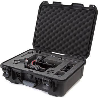 Nanuk 930 Case with Custom Foam Insert for DJI Ronin RS 2/RS 2 Pro Combo (Black)