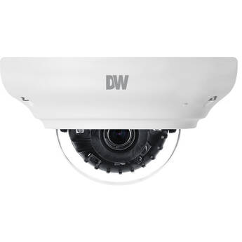 Digital Watchdog MEGApix DWC-MV75WI28TW 5MP Outdoor Network Dome Camera with Night Vision & 2.8mm Lens