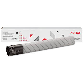 Xerox Black Toner Cartridge for Konica Minolta Bizhub C258, C308 & C368 Multifunction Printers